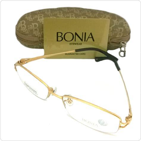 Exclusive Frame Lensa Frame Kacamata Starlight High Quality jual frame kacamata pria wanita bonia bn1853t authentic original asli mamy shop