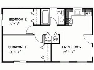 2 Bedroom Designs Plans 2 Bedroom House Simple Plan Two Bedroom House Plans