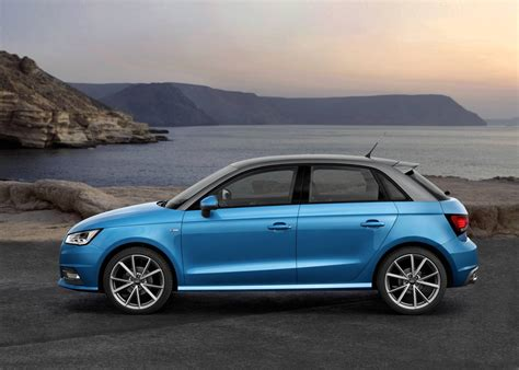 audi cars news a1 range refreshed for 2015