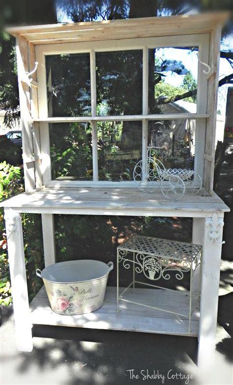 inexpensive potting bench 25 best garden shelves ideas on pinterest cheap garden