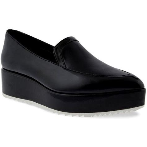 polyvore loafers charles keith platform loafers 275 zar liked on