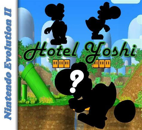 Yoshi The Legend Of Chaos Mario Fanon Wiki Fandom Powered By Wikia Imagen Hotel Yoshi Nintedo Evolution Ii By Silver Company Png Mario Fanon Wiki Fandom