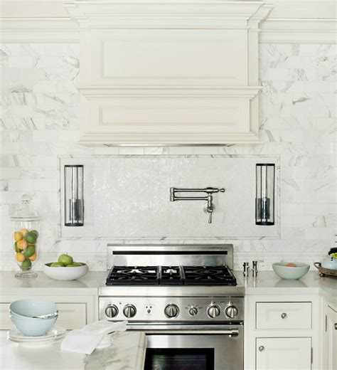 marble kitchen backsplash marble backsplash