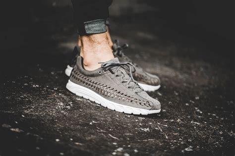the grey nike mayfly woven grey the sole supplier