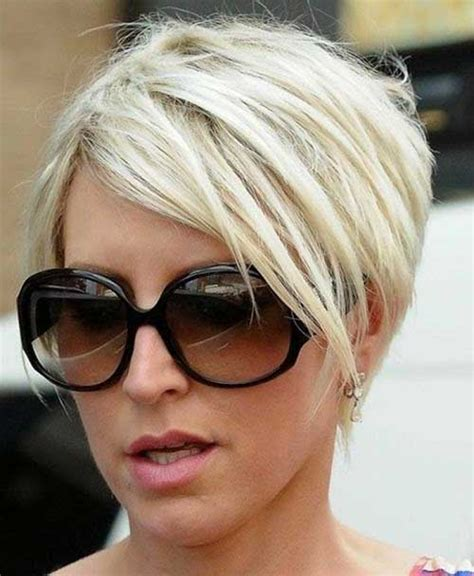 15 short haircuts for women with fine hair short