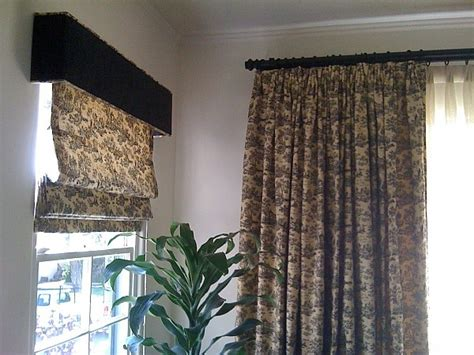 Window Curtain Box 17 Best Ideas About Box Valance On Window