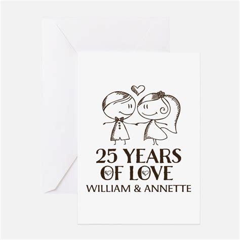 25th Wedding Anniversary Card Designs by 25th Wedding Anniversary 25th Wedding Anniversary Greeting