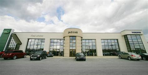 tom wood jaguar land rover volvo indianapolis   car dealership  auto financing