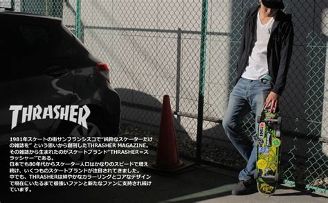 Iphone X Thrasher Skateboard Hardcase hamee strapya cell phone accessories from japan at