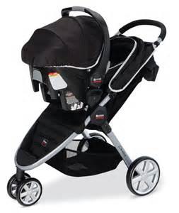 britax b agile 2014 stroller black