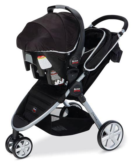 britax b safe compatible stroller britax b agile 2014 stroller black