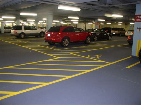 Home Painting Designs by Don T Seal Your Fate Considerations For Parking Garage