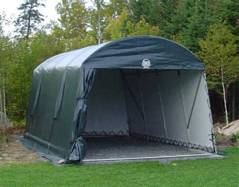 Portable Garage Shelter Canvasmart Tarps Covers Shelters Heavy Duty
