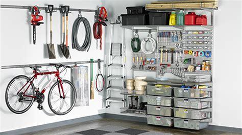 Garage Storage Elfa Platinum Elfa Utility Garage Storage The Container Store