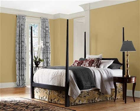 fuller interior and design sherwin williams restrained gold