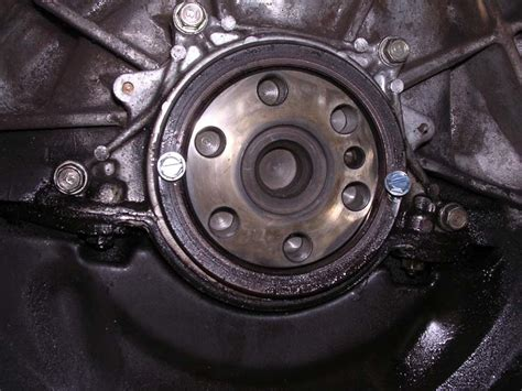rear main seal pull engine volvo forums