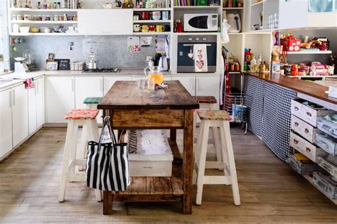Apartment Therapy Kitchen Island Rustic Kitchen Island Inspiration Apartment Therapy