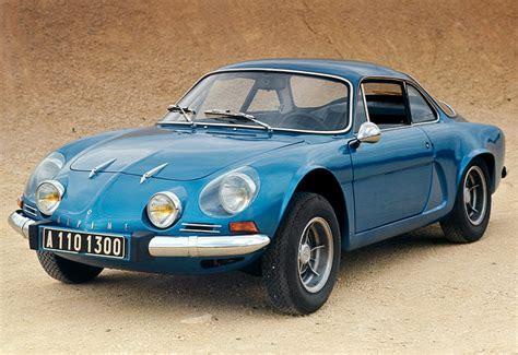 1969 renault alpine a110 1600s specifications photo