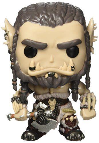 Funko Pop Vinyl World Of Warcraft Durotan gifts for world of warcraft fans webnuggetz