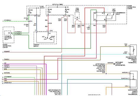 dodge ram  wiring diagram bestharleylinksinfo