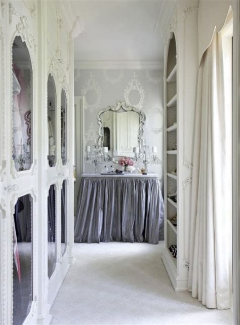 Glamorous Closets by Style Boudoirs Walk In Wardrobes Closets