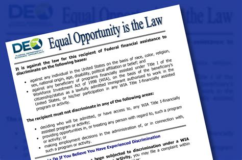 printable equal employment opportunity poster shop abc associated builders and contractors