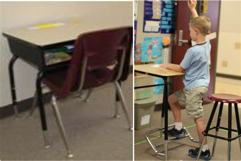 why are standing desks good why 21st century classrooms may soon have quot standing quot room