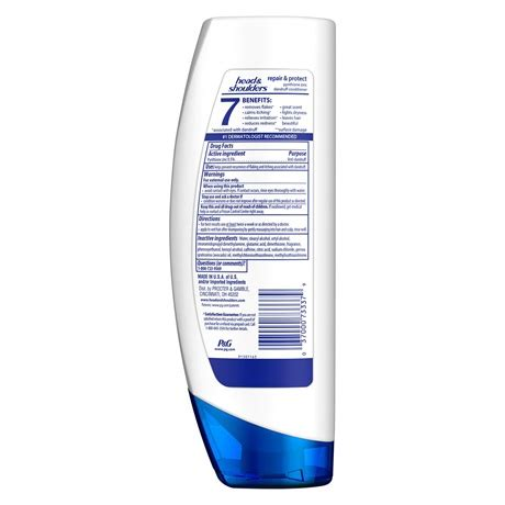 Harga And Shoulders Shoo And Conditioner repair protect anti dandruff conditioner for damaged hair