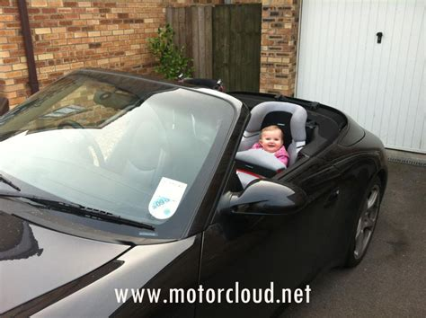 porsche 911 baby seat the 911 years top ups and top tips motorcloud