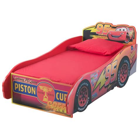 disney cars bed disney cars toddler wooden bed walmart com