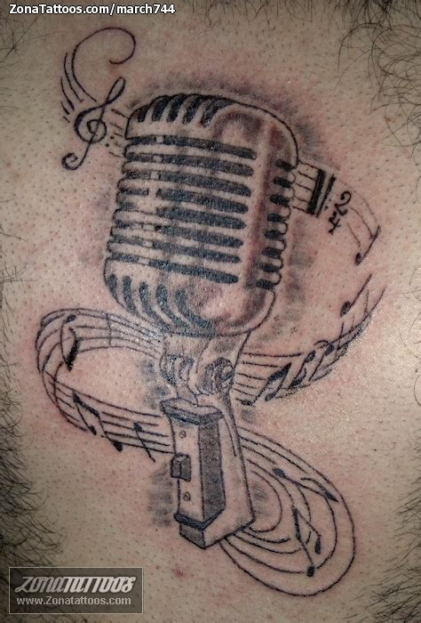 imagenes de tatuajes de notas musicales tatuajes con notas musicales tatuaje nota musical 12jpg