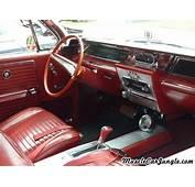 1962 Buick Wildcat Interior
