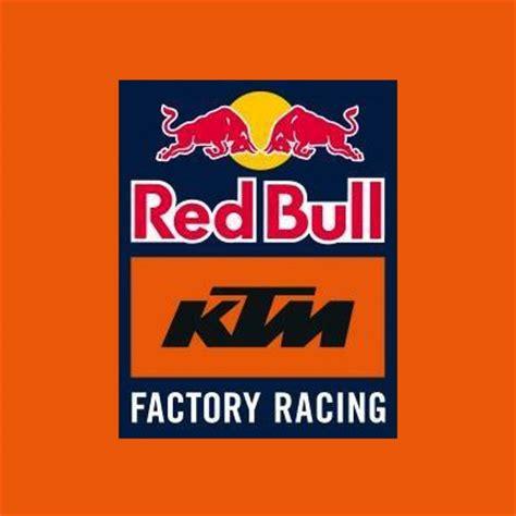 Ktm Factory Racing Logo Riders Moto Master Brakes Systems
