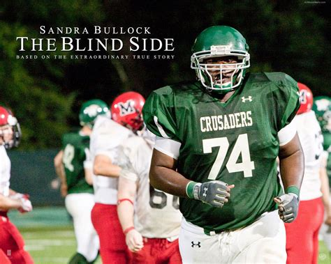 hairs michael oher players footballs american the blind side movies wallpaper 9133075 fanpop