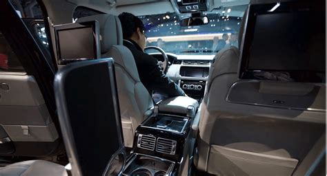 land rover inside view at 200 000 range rover svautobiography is the most