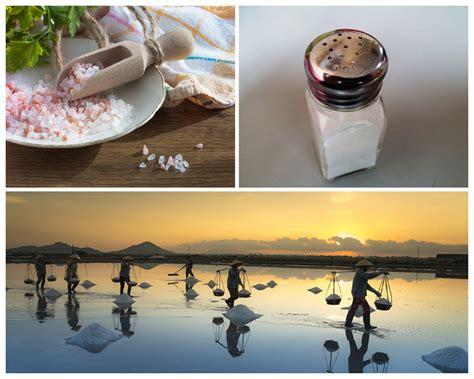 tipi di sale da cucina tanti tipi di sale tanti modi di usarli in cucina