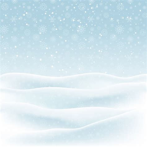 snow images snow winter background vector free