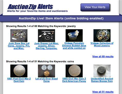 Auctionzip Calendar Auctionzip Live Auction Locator Free Keyword