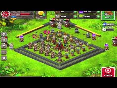 backyard monsters unleashed backyard monsters unleashed town hall 8 build youtube