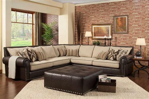 robert michael sectional robert michael regency v sectional priceco furniture store