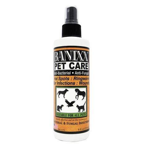 wound care for dogs banixx pet wound care spray vic pharmacy