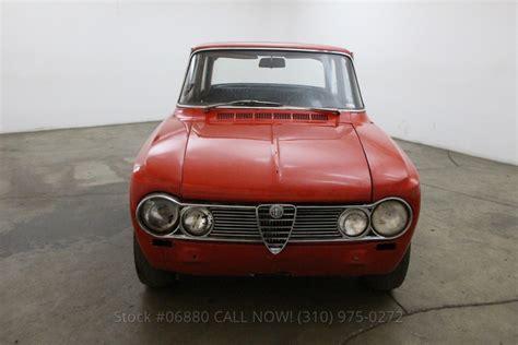 1965 alfa romeo 1965 alfa romeo giulia beverly car club