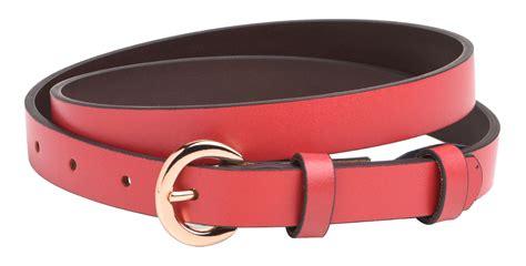 20mm 3 4 quot slim genuine leather belt sizes 10