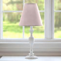 light pink linen lamp shade carousel designs