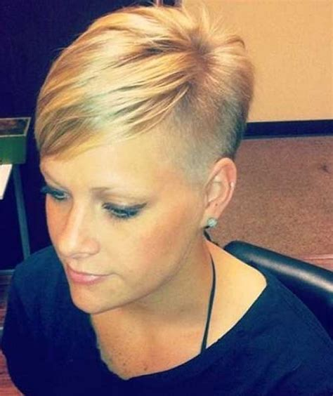20 cute shaved hairstyles for women 20 cute girl short haircuts short hairstyles 2017 2018