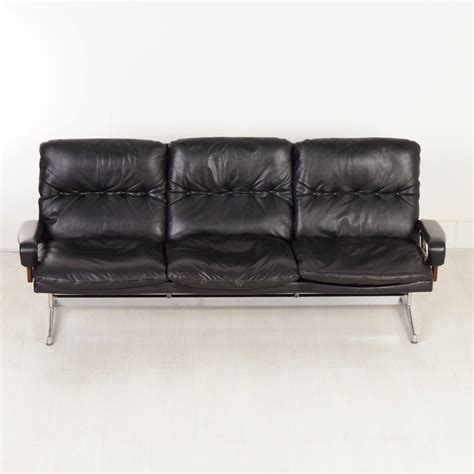 King Sofa King Sofa By Andre Vandenbeuck For Strassle 1965 Vintage Design