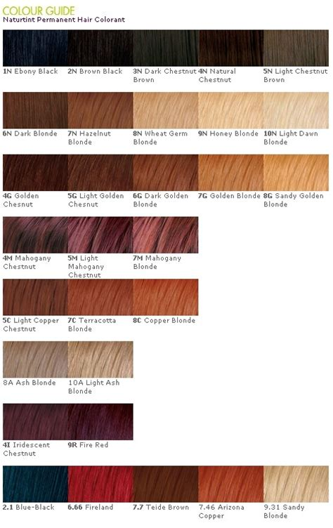 naturtint colors 38 best images about naturtint healthy hair dye on