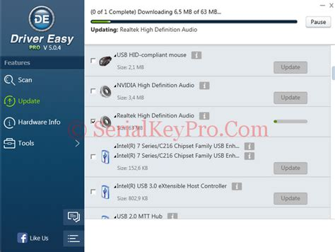 drive easy pro drivereasy professional 5 1 7 31793 crack serial key