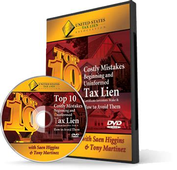 tax liens certificates top investment strategies that work books 80 00 27