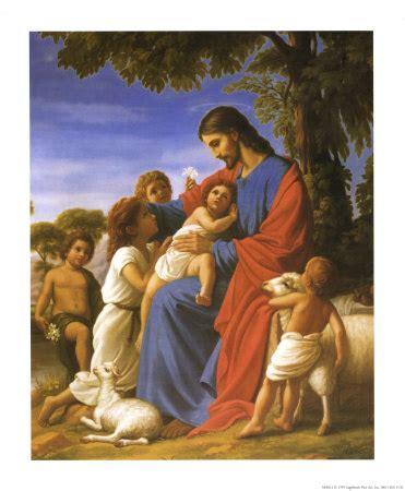 imagenes de jesus dando amor j 233 sus et les enfants avec marie les enfants du monde